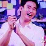 Phim - Kim Soo Hyun cười thả ga ở Indonesia gây chú ý