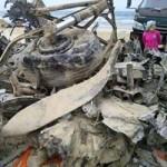 Tin tức trong ngày - Phát hiện xác máy bay ở bờ biển Thừa Thiên Huế