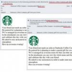 """Công nghệ thông tin - Cẩn thận với virus """"Starbucks"""""""