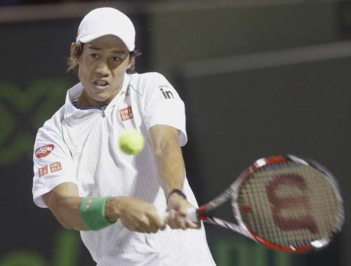 BK Barcelona Open: Chia tay người hạ bệ Nadal - 1
