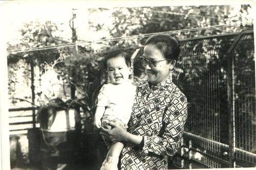 Ảnh thơ ấu dễ thương của sao Việt - 3
