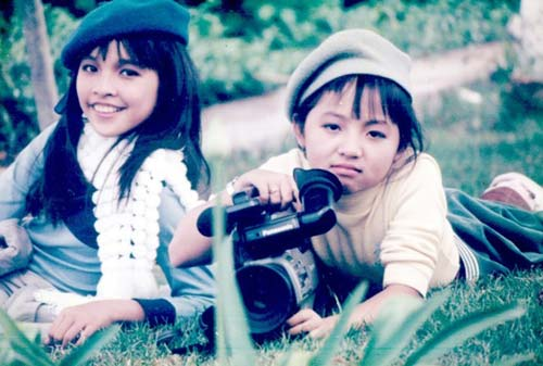 Ảnh thơ ấu dễ thương của sao Việt - 6