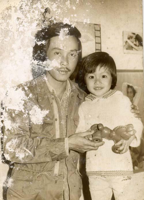 Ảnh thơ ấu dễ thương của sao Việt - 10
