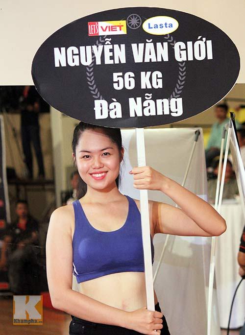 Dàn hotgirl làm nóng võ đài giải võ Việt - 8