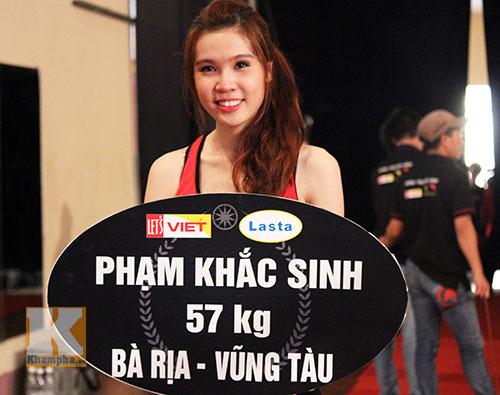 Dàn hotgirl làm nóng võ đài giải võ Việt - 3