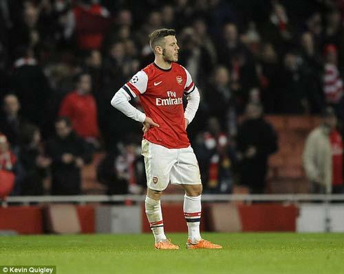 Chính thức: Sagna sẽ rời Arsenal vào cuối mùa - 2
