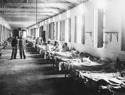 10 đại dịch nguy hiểm giết chết hàng chục triệu người - 7