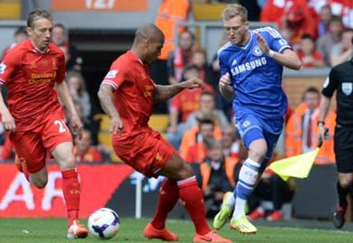 TRỰC TIẾP Liverpool - Chelsea: Dấu chấm hết (KT) - 9