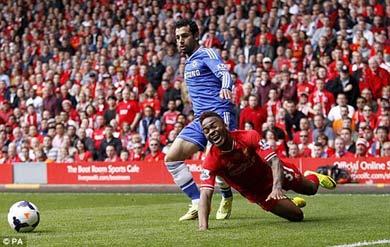 TRỰC TIẾP Liverpool - Chelsea: Dấu chấm hết (KT) - 11