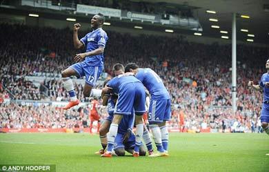 TRỰC TIẾP Liverpool - Chelsea: Dấu chấm hết (KT) - 12