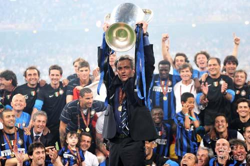 BK lượt về Cup C1: Lịch sử chờ Mourinho - 1