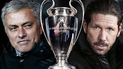 BK lượt về Cup C1: Lịch sử chờ Mourinho - 2