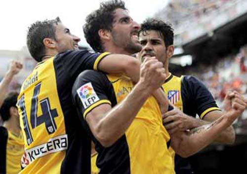 Valencia – Atletico: Băng băng về đích - 1