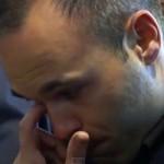 Bóng đá - Iniesta rớt nước mắt đưa tiễn Tito Vilanova