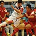 Bóng đá - Tuyển futsal Việt Nam tiến bộ nhanh
