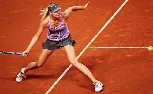 Sharapova lần thứ ba đăng quang ở Stuttgart - 2