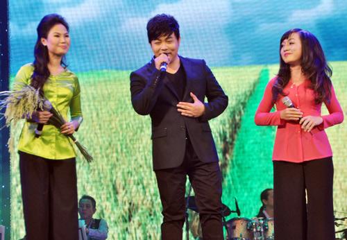 Cô gái Thanh Hóa gây sốt truyền hình Việt - 6