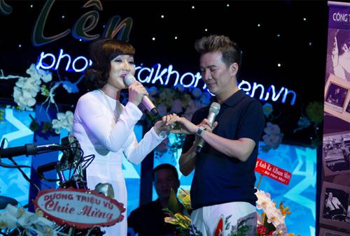 Cô gái Thanh Hóa gây sốt truyền hình Việt - 12