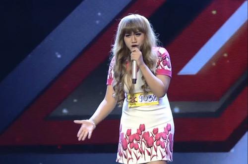 Giám khảo X-Factor phấn khích với thí sinh lai Việt - 8