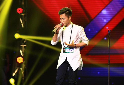 Giám khảo X-Factor phấn khích với thí sinh lai Việt - 9