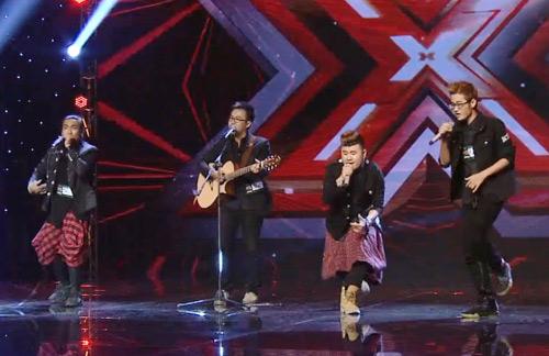 Giám khảo X-Factor phấn khích với thí sinh lai Việt - 11