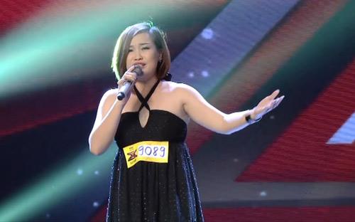 Giám khảo X-Factor phấn khích với thí sinh lai Việt - 10