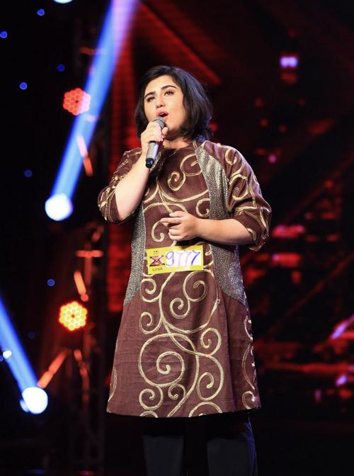 Giám khảo X-Factor phấn khích với thí sinh lai Việt - 1