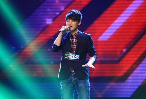 Giám khảo X-Factor phấn khích với thí sinh lai Việt - 6