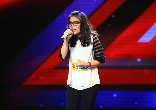 Giám khảo X-Factor phấn khích với thí sinh lai Việt - 7