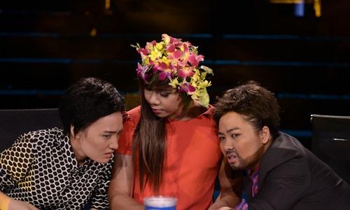 """Hài hước MV chế """"Chờ người nơi ấy"""" của Vietnam Idol - 2"""