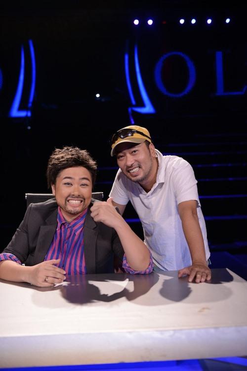 """Hài hước MV chế """"Chờ người nơi ấy"""" của Vietnam Idol - 1"""