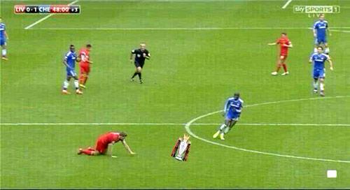 Ảnh chế: Gerrard trượt chân, Liverpool rơi cúp - 2