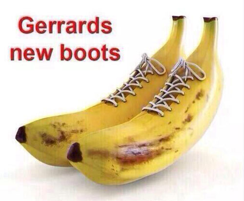 Ảnh chế: Gerrard trượt chân, Liverpool rơi cúp - 7