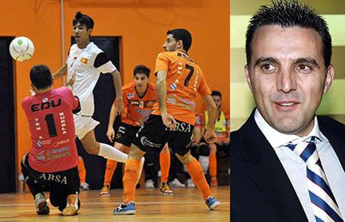 """HLV Bruno Formoso: """"Futsal Việt Nam muốn vào tốp 8 châu Á"""" - 1"""