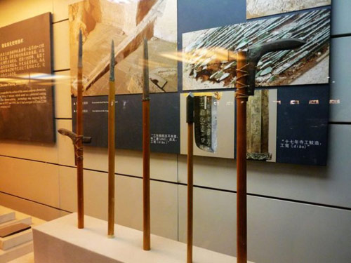Bí ẩn thanh kiếm trong mộ Tần Thủy Hoàng - 1
