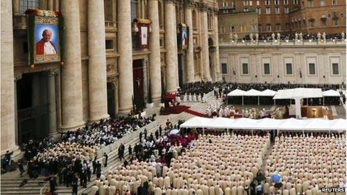 Phong Thánh hai cố Giáo hoàng trong một ngày - 2