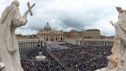 Phong Thánh hai cố Giáo hoàng trong một ngày - 5
