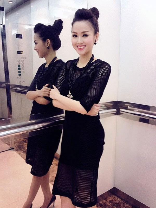 """Váy hàng hiệu giá rẻ của Tâm Tít gây """"sốt"""" - 4"""