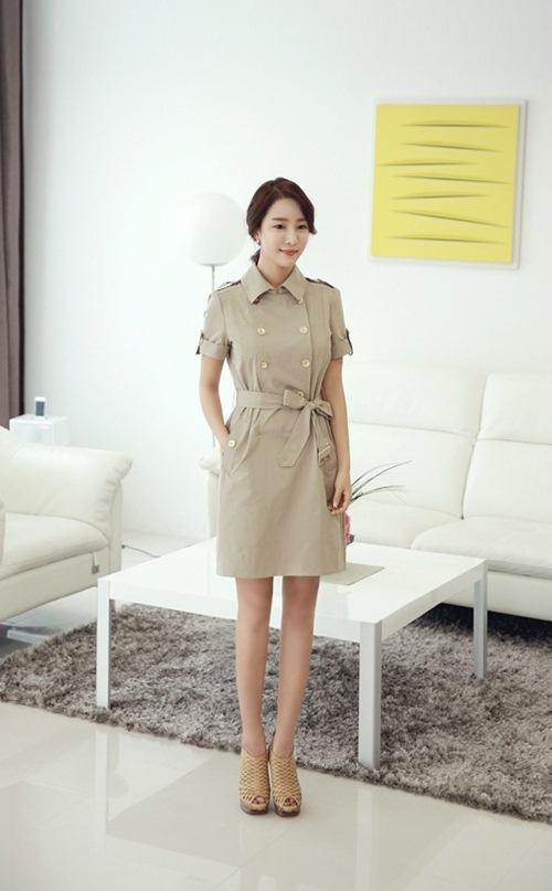 Khéo chọn váy cho nàng công sở giản dị - 3