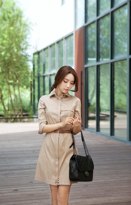 Khéo chọn váy cho nàng công sở giản dị - 4