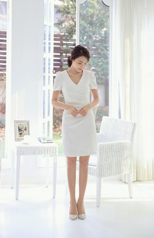 Khéo chọn váy cho nàng công sở giản dị - 2