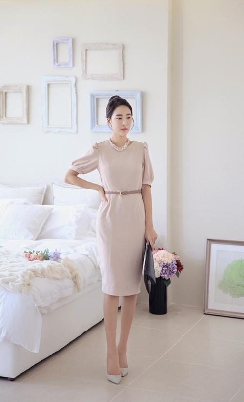 Khéo chọn váy cho nàng công sở giản dị - 6
