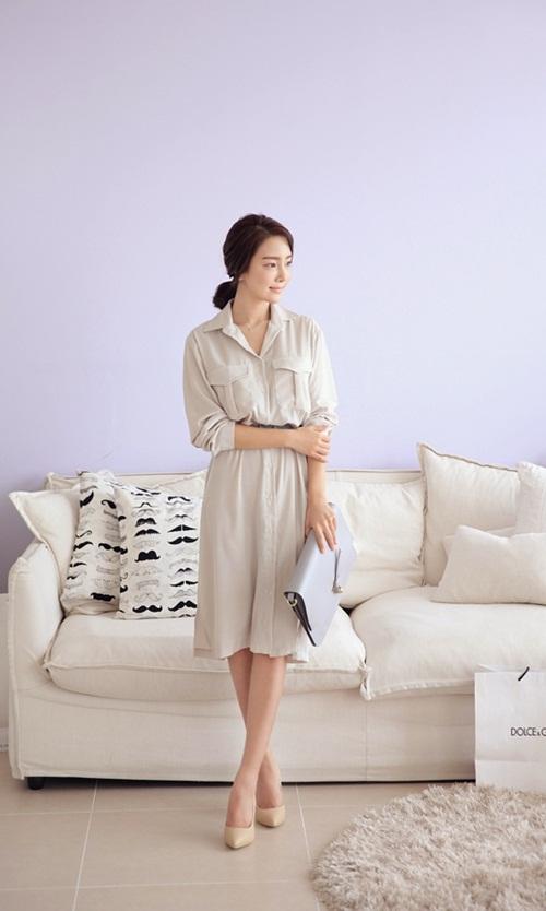 Khéo chọn váy cho nàng công sở giản dị - 10