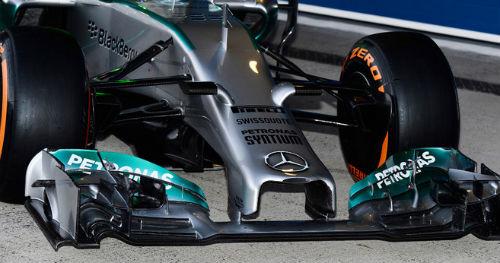 F1: Thiết kế mũi xe 2014 – Mỗi nhà mỗi cảnh (P2) - 6