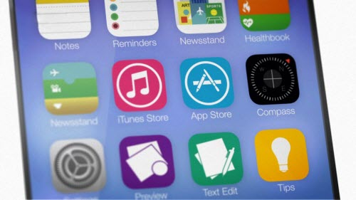Rò rỉ video giới thiệu iOS 8 - 1