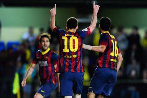 Liga sau V35: Thiên đường chờ Atletico - 2