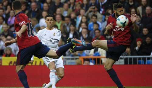 Liga sau V35: Thiên đường chờ Atletico - 1