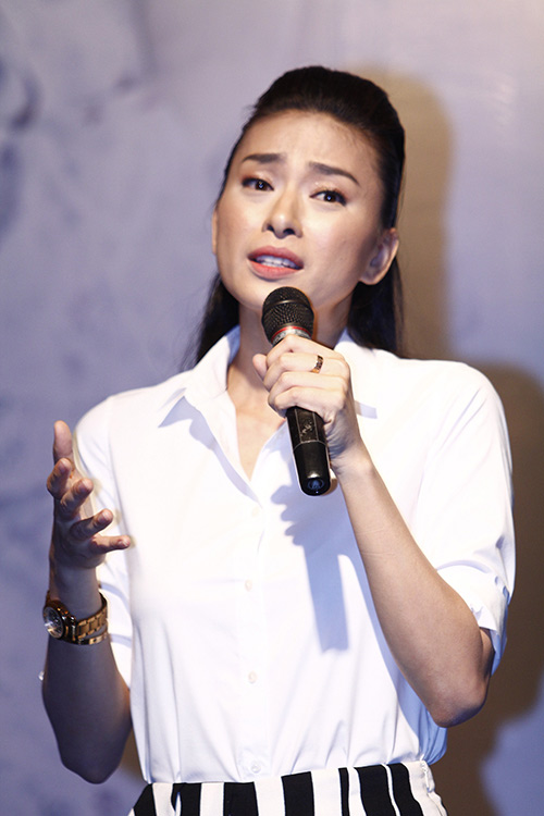 Ngô Thanh Vân nghẹn ngào thương em nhỏ - 1