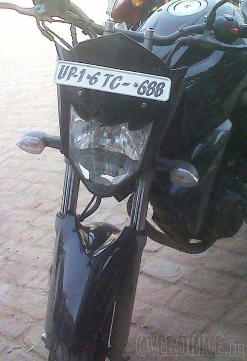 Xe côn tay Yamaha FZ 2014 lộ ảnh - 4