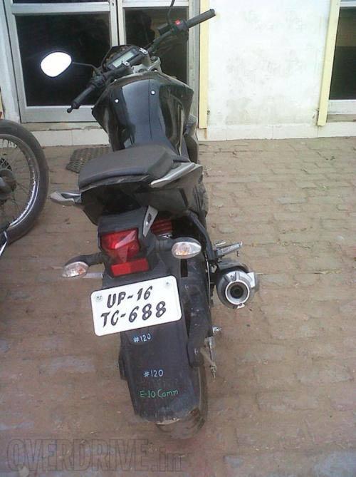 Xe côn tay Yamaha FZ 2014 lộ ảnh - 6